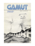 The Gamut: A Journal of Ideas and Information, No. 19, Fall 1986