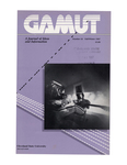 The Gamut: A Journal of Ideas and Information, No. 22, Fall/Winter 1987