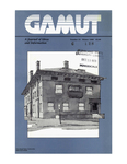 The Gamut: A Journal of Ideas and Information, No. 25, Winter 1988 by Cleveland State University