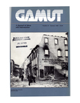 The Gamut: A Journal of Ideas and Information, No. 27, Summer 1989 by Cleveland State University
