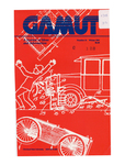 The Gamut: A Journal of Ideas and Information, No. 31, Winter 1991