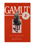 The Gamut: A Journal of Ideas and Information, No. 33, Summer 1991