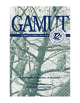 The Gamut: A Journal of Ideas and Information, No. 35, Spring 1992