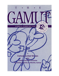 The Gamut: A Journal of Ideas and Information, No. 36, Summer 1992 by Cleveland State University