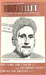 The Gamut: A Journal of Ideas and Information, No. 04, Fall 1981 by Cleveland State University