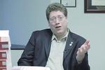 John Plecnik guides legislators on the constitutional limits of taxation