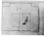 Kirk Photo 01: Diagram of Bedroom (Murder Room) by Paul Leeland Kirk