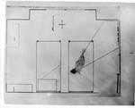 Kirk Photo 01: Diagram of Bedroom (Murder Room) by Paul Leeland Kirk
