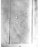 Kirk Photo 03: Close-up of Blood Spots on Wardrobe Door by Paul Leeland Kirk