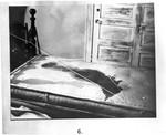 Kirk Photo 06: Measuring Lines over Victim's Bed by Paul Leeland Kirk