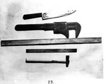 Kirk Photo 23: Common Weapons Used In Experiments by Paul Leeland Kirk