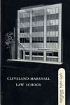 1963-1964 Cleveland-Marshall Law School