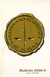 1968-1969 Cleveland-Marshall Law School by Cleveland-Marshall Law School