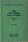 1933-1934 Cleveland Law School