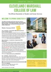 Student and Career Services Newsletter 03 by Office of Student and Career Services