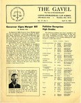 1969 Volume 17 No. 5 by Cleveland-Marshall College of Law