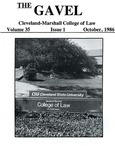 1986 Vol. 35 No. 1 by Cleveland-Marshall College of Law