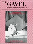 1987 Vol. 35 No. 5 by Cleveland-Marshall College of Law