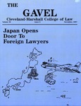 1987 Vol. 36 No. 3 by Cleveland-Marshall College of Law