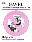1988 Vol. 36 No. 4 by Cleveland-Marshall College of Law