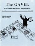 1988 Vol. 37 No. 2 by Cleveland-Marshall College of Law