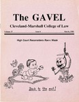 1989 Vol. 37 No. 6 by Cleveland-Marshall College of Law