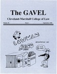 1989 Vol. 38 No. 1 by Cleveland-Marshall College of Law