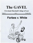 1989 Vol. 38 No. 2 by Cleveland-Marshall College of Law