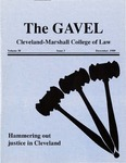 1989 Vol. 38 No. 3 by Cleveland-Marshall College of Law
