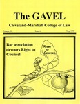 1990 Vol. 38 No. 6 by Cleveland-Marshall College of Law