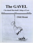 1990 Vol. 38 No. 5 by Cleveland-Marshall College of Law