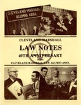 1983 Vol.10 No.2 by Cleveland-Marshall College of Law
