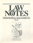 1984 Vol.11 No.4 by Cleveland-Marshall College of Law