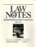 1985 Vol.11 No.6 by Cleveland-Marshall College of Law