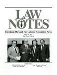 1985 Vol.11 No.7 by Cleveland-Marshall College of Law