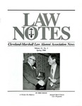 1986 Vol.12 No.1 by Cleveland-Marshall College of Law