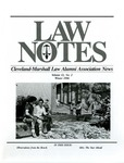 1986 Vol.12 No.2 by Cleveland-Marshall College of Law