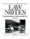 1987 Vol.12 No.3 by Cleveland-Marshall College of Law
