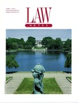 1993 Vol.1 No.3 by Cleveland-Marshall College of Law