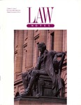 1993 Vol.2 No.1 by Cleveland-Marshall College of Law