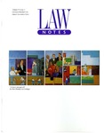 2001 Vol. 9 No. 1 by Cleveland-Marshall College of Law