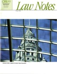 2002 Vol. 9 No. 1_2 by Cleveland-Marshall College of Law