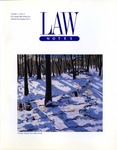 1996 Vol.4 No.1 by Cleveland-Marshall College of Law