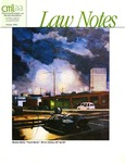 2005 Vol. 13 No. 1 by Cleveland-Marshall College of Law