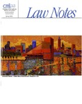 2005 Vol. 14 No. 2 by Cleveland-Marshall College of Law