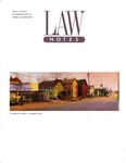 1997 Vol.5 No.1 by Cleveland-Marshall College of Law