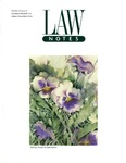 1997 Vol.5 No.2 by Cleveland-Marshall College of Law