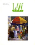 1998 Vol.6 No.1 by Cleveland-Marshall College of Law