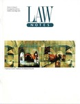 1998 Vol.6 No.2 by Cleveland-Marshall College of Law
