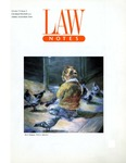 1999 Vol.7 No.1 by Cleveland-Marshall College of Law